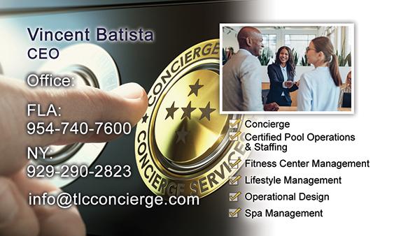 TLC business card back